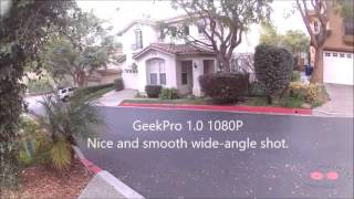 Yallstore 1080P sports cam review updated 1-22-2016
