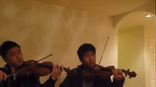 All I Want For Christmas Is You (Violin Duet) Mashup