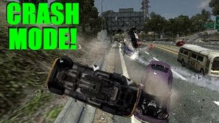 Burnout Crash Mode - Part 1: Crash Test Dummies