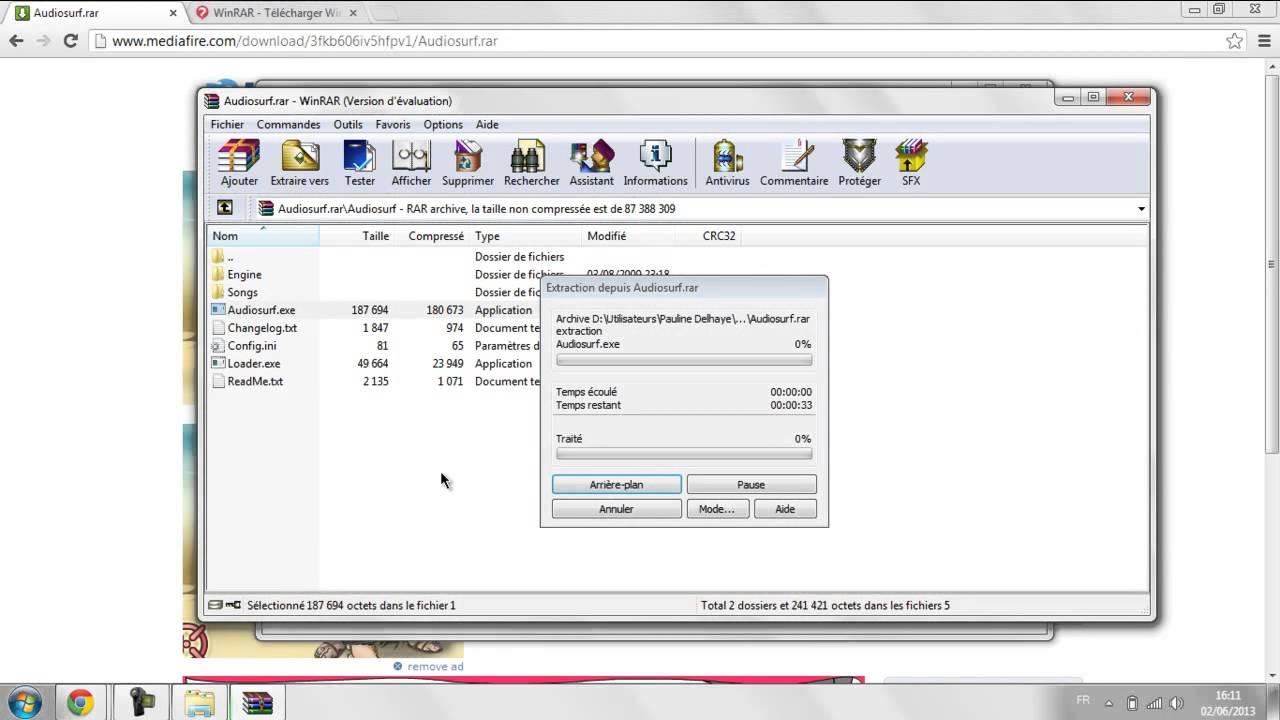 <b>Télécharger</b> WinRAR Gratuit Pour <b>Windows</b> <b>10</b>, 8, 7 - <b>64</b> <b>bits</b> ...