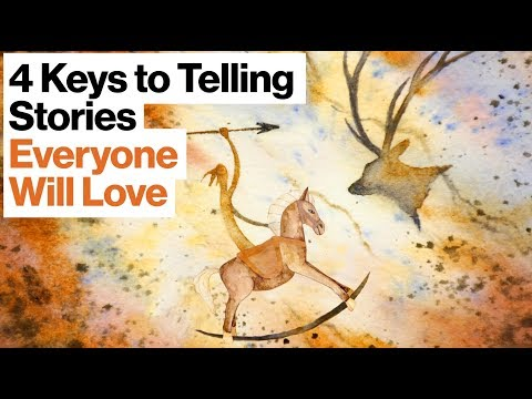 4 Keys to Telling Stories Everyone Will Love, from Cave Paintings to Star Wars | Joe Lazauskas