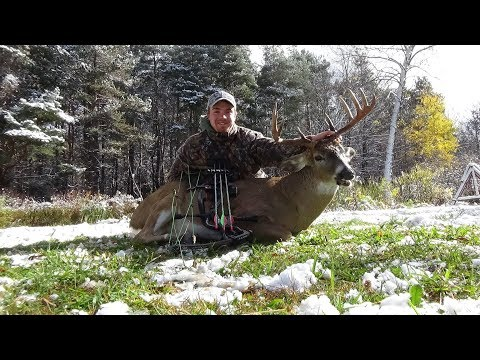 Louis Backlas Takes a big 10 Pointer in Western New York