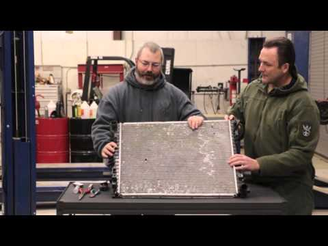 How to patch a radiator | T1G Training