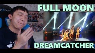 DREAMCATCHER [드림캐쳐] - Full Moon MV & Performance Reaction [SUNMIIIII]
