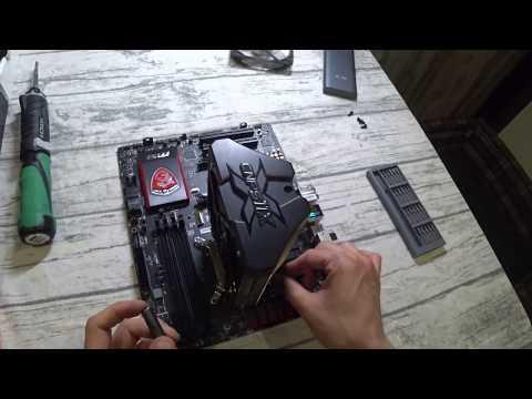 Ремонт компьютера со странной неисправностью