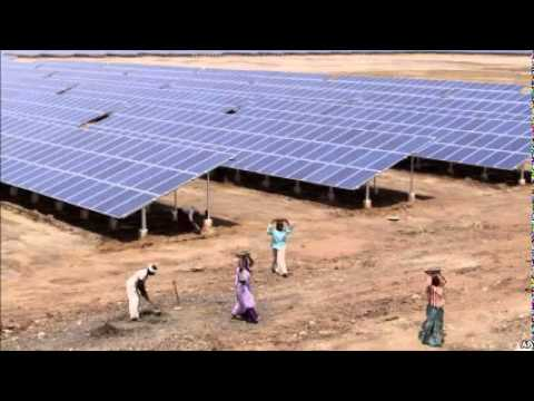 Japan to Invest $20 Billion in Indian Solar Power