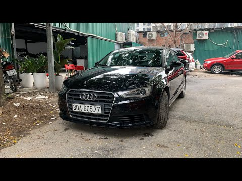 [ĐÃ BÁN] Audi A3 2014 xe sang giá như Altis, Cần 230 triệu có thể sở hữu siêu phẩm này   QuânTM