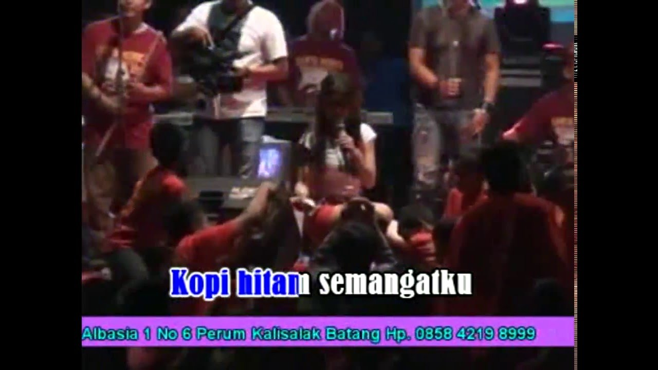 Hot Dangdut - KOPI HITAM - YouTube