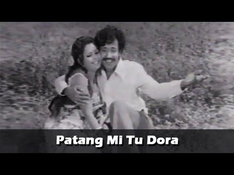 Nilu Phule in Romantic Song - Patang Mi Tu Dora - Deed Shahane Marathi Movie