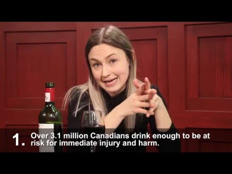 5 Facts On Alcohol Consumption In Canada