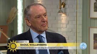 Jan Eliasson: Wallenberg gjorde det som krävdes - Nyhetsmorgon (TV4)