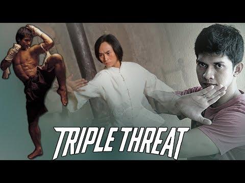 Triple Threat Movie (2018) Tony Jaa, Iko Uwais, and Tiger Chen Team-Up!