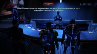 Mass Effect 2 PC Gameplay - Funny Game Salesman 1920x1080