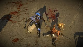 Path of Exile: Mageguard Armour Set