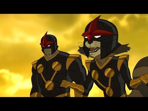 Стражи галактики - мультфильм Marvel – серия 25 сезон 2