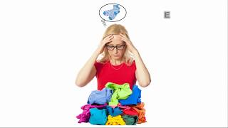 Sock Laundry Organizer-Sock Locks -Easy clips