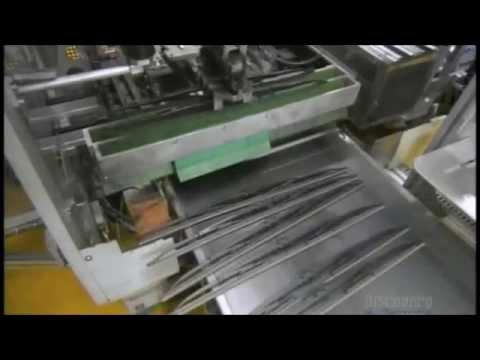 How It's Made - Windshield Wipers 2015