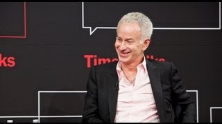 John McEnroe | Interview | TimesTalks