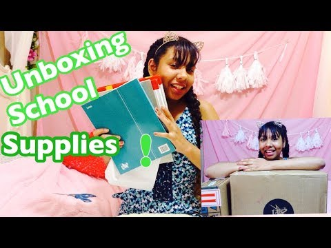 K12 VIRTUAL ACADEMY UNBOXING 8th grade SCHOOL SUPPLIES !! HOMESCHOOL SUPPLIES || 📚✏️l📓📖📚 / JASSIE