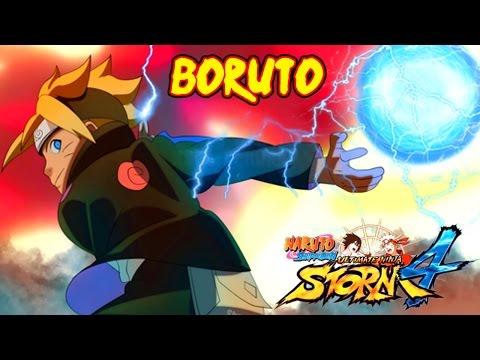 Naruto Shippuden Ultimate Ninja Storm 4 : BORUTO LA NUEVA GENERACION DE NINJA MAXIMO CHAKRA - ONLINE