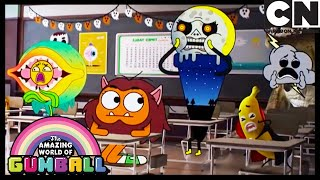 Happy Halloween! | Gumball | Cartoon Network