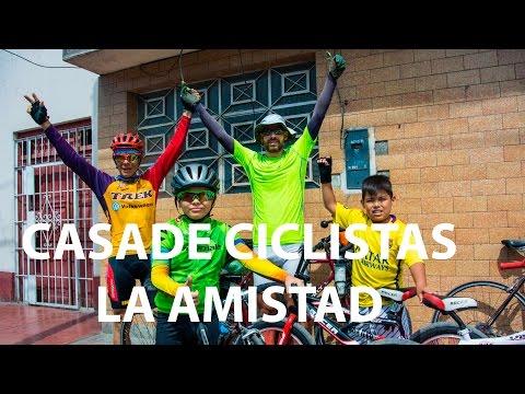 Tribute to Lucho AKA Casa de Ciclistas La Amistad (USE SUTITLES FOR TRANSLATION)