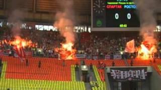 Спартак vs Ростов 2011 / Fanat1k.ru