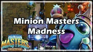 Minion Masters Madness