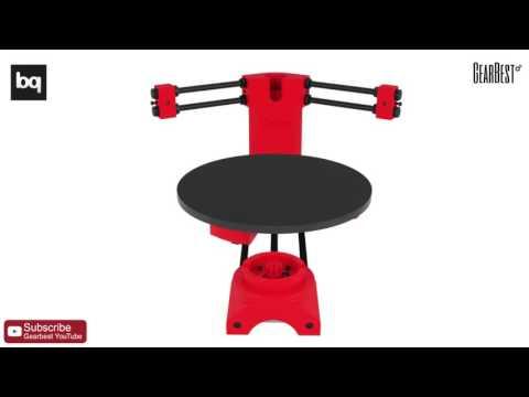 Ciclop Desktop Laser 3D Scanner - Gearbest.com