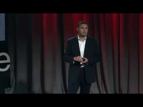 Blindness is just another way of seeing | Lotfi Merabet | TEDxCambridge