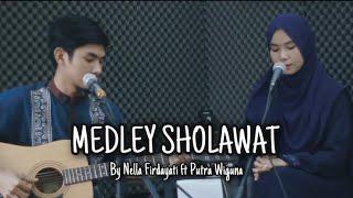 Medley Sholawat Viral By Nella Firdayati Ft Putra Wiguna