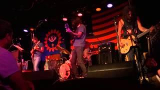 Chris Robinson Brotherhood Live @ The Ark Ann Arbor Michigan 9/2/2014 Part 1 of 9