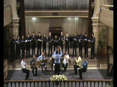 Choro nº 3 - Heitor Villa Lobos. Coral Brasil Ensemble.