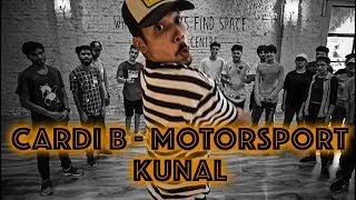 Kunal Negi I Big Dance - PDSP 10 I Motorsport - Cardi B