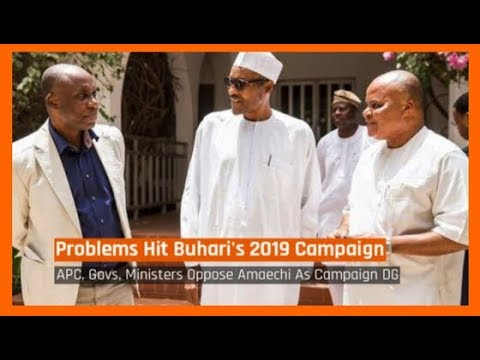 Nigeria News Today: 2019 Elections: Problems Hit Buhari's Campaign (12/02/2018)