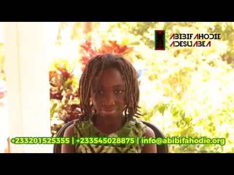 Abibifahodie Adesuabea Testimonial #7: Ama Kambon