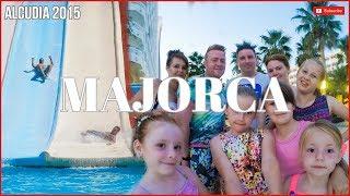 Our Holiday - Alcudia, Majorca 2015