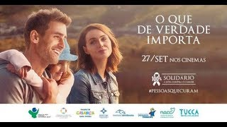 Cinema solidário: #PessoasQueCuram