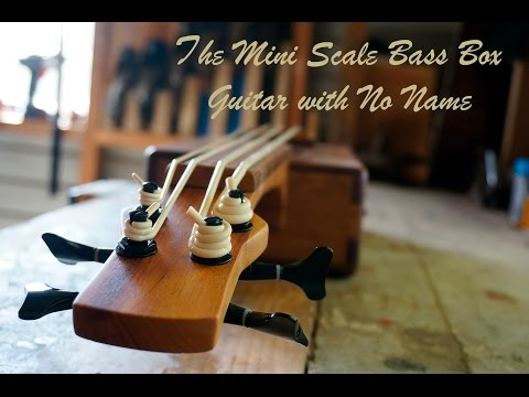 The Mini Bass Ukulele with no name