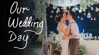 OUR WEDDING VIDEO HIGHLIGHTS   Acha Sinaga & Andy Ambarita