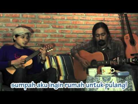 Silampukau - Lagu Rantau (Sambat Omah - Lyrics)