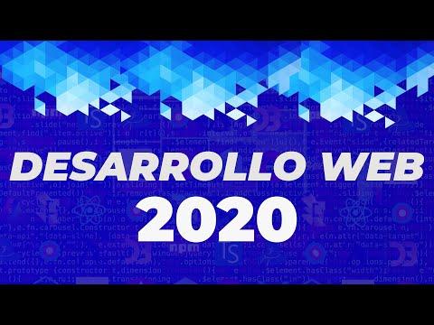 Desarrollo Web En El Año 2020