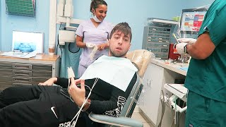 GETTING MY WISDOM TEETH REMOVED!