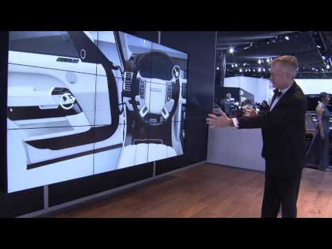 Highlights from the 2013 North American International Auto Show