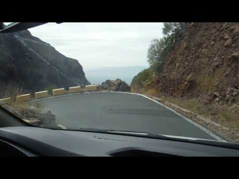 Hairy car ride Masca Tenerife