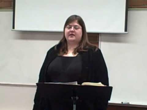 Evangelistic Sermon #2 Nicole LaCasse