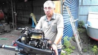 Сеа Про 9,9 обзор моторов