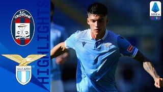 Crotone 0-2 Lazio | Festa Inzaghi con Immobile e Correa | Serie A TIM
