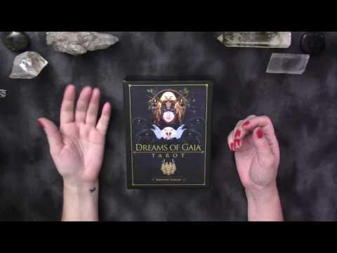 Dreams of Gaia Tarot Pt 1: Intro & Guidebook