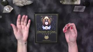 Мрії Гайя Таро ПТ 1: Введення керівництво